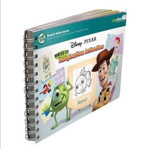 LeapFrog Disney Pixar Write It! Imagination Nemo